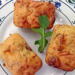 recette Petits pains aux dattes et chorizo