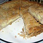 recette Gâteau à la farine de sarrasin parfum amande