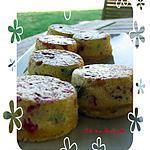 recette Mini tatins aux poivrons grillés et parmesan