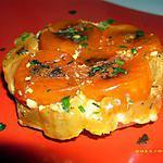 recette mini tatin de tomates cerises