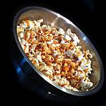 recette Popcorn Baff  fait maison !