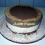 recette Bavarois Chocolat Poire