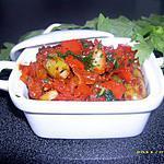 recette compotée de légumes d'été