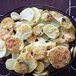 recette gratin de pommes de terre et sa viande hachee