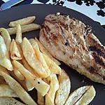 recette Blanc de Dinde au Barbecue