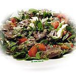 recette Salade de pourpier et coeurs de canard confits maison