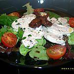 recette salade de champignons au curry