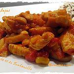 recette Escalopes de dinde Hawaiiennes