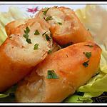 recette Cigares (ou briouates) dinde fumé - pomme de terre