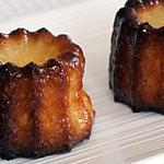 recette Cannelés Bordelais (sur 2 jours ... mais meilleurs) !