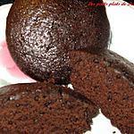 recette Gâteau au chocolat et glaçage au beurre.