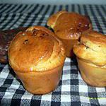 recette muffins salés au figatelli