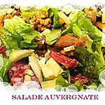 recette Salade Auvergnate