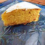recette Gâteau ultra fondant aux amandes