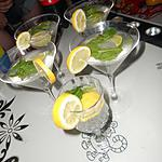 recette Mojito citron jaune