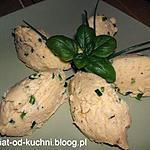 recette Tartinade d'œufs et de fromage