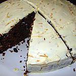 recette Gâteau carottes-noix de coco-chocolat