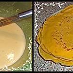 recette Pâte à crêpes :P