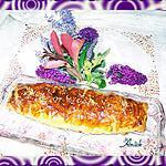 recette Jambon et fromage en croûte  de SISIRENA