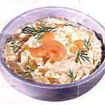 recette Dip de saumon à l'aneth