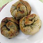 recette Brik ou Bourek en forme d'escargot