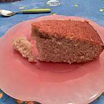 recette gâteau sans lait au jus de raisin