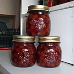 recette Cerises confites maison en bocaux