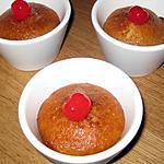 recette Baba au Rhum et raisin rapide et facile, un délice ;)
