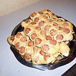 recette apero façon hotdog