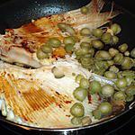 recette aile de raie au beurre