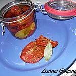 recette Tomates séchées (maison)
