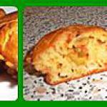 recette Muffins au surimi et olives vertes ( recette de Soizic45 ) =P
