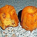 recette oO Cakes au chorizo et à la raclette Oo