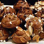 recette chouquette au chocolat