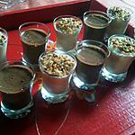 recette Petites verrines