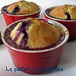 recette Gâteau-pouding aux bleuets (myrtilles)