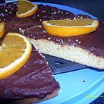 recette gâteau au chocolat et à l'orange