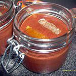 recette mousse au chocolat aux écorces d'oranges