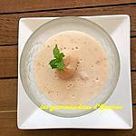 recette Blanc-manger aux litchis