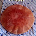 recette Khobz el badiya