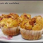 recette muffins salés :