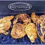 recette poulet tandoori: