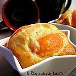 recette Gâteau aux abricots, parfum d'argan