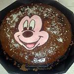 recette Gâteau chocolat noix de coco