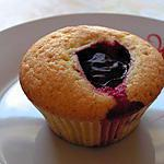recette Muffins aux quetsches