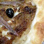 recette tarte aux oignons et aux anchois