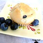 recette Blueberry muffins