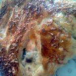 recette Fougasse au saumon mascarpone