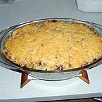 recette gratin de courgette