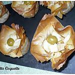 recette Paniers Croustillants